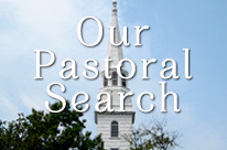 Our Pastoral Search